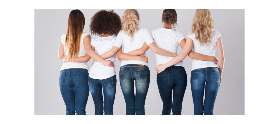 Body Shapes, Measurements and Preferences