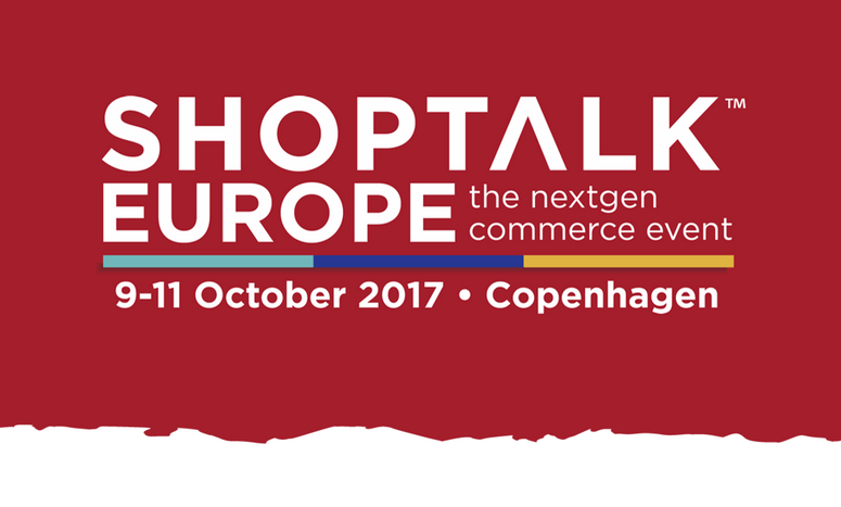 Meet us at Shoptalk Europe