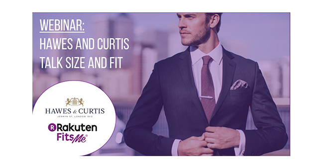 Webinar: Hawes and Curtis talk size and for fashion eCommerce