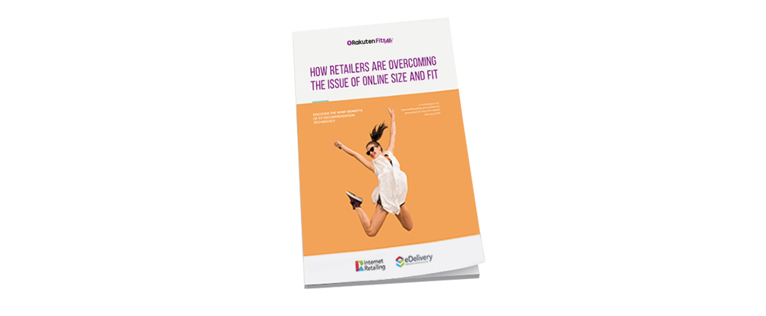 Whitepaper: How retailers overcome the issue of online size and fit